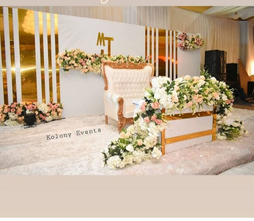 Bridal Chair for Rent