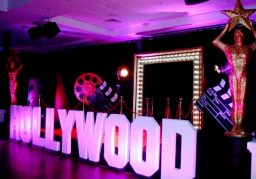 Hollywood Theme for Rent in Lagos Nigeria
