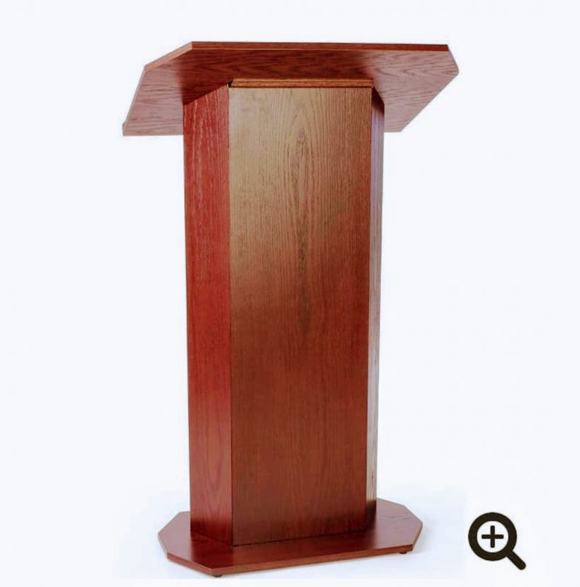 Hire a podium in Lagos, Nigeria