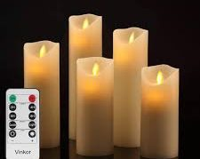 LED Candles for Rent