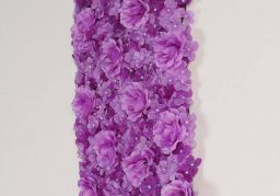 Purple Mat Flowers for rent
