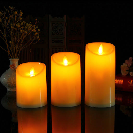 LED Candles for Rent in Lagos 2020