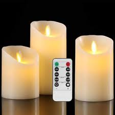 LED Candles for Rent in Lagos Nigeria