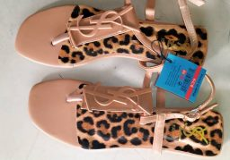 Leopard Skin Sandals for Sale in Enugu