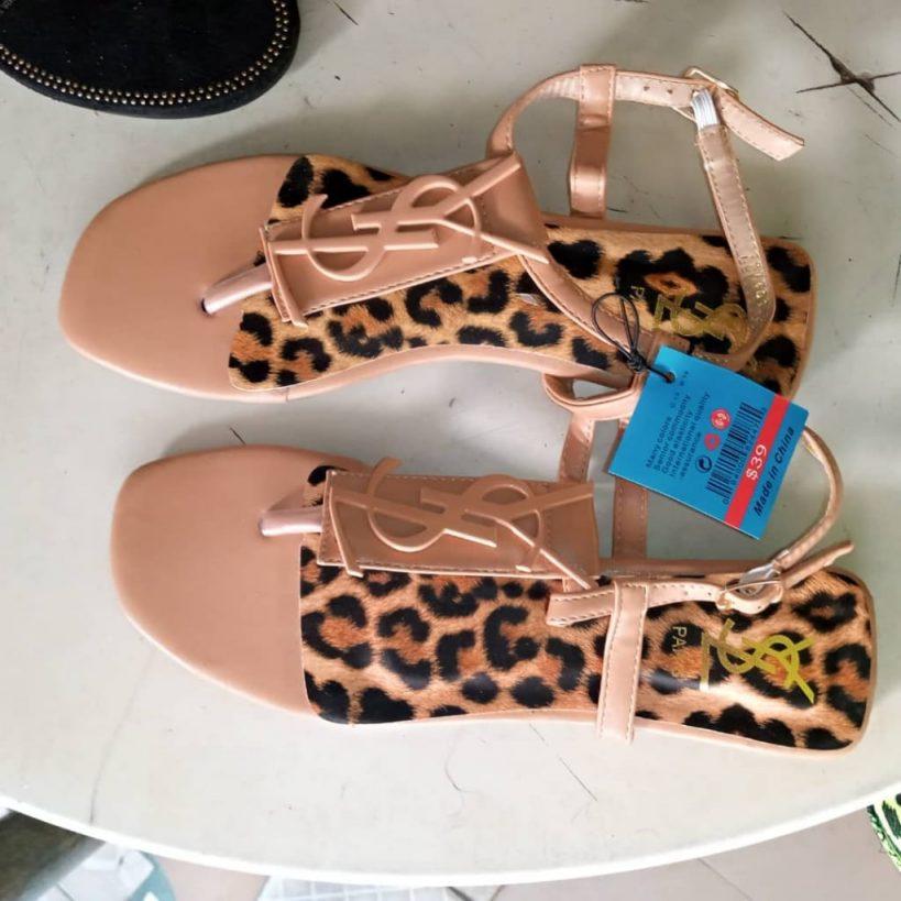 Leopard Skin Sandals for Sale in Enugu