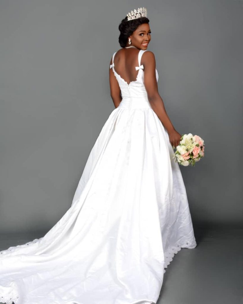 Gorgeous Wedding Gown for Rent in Lagos