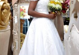 Rent Wedding Gown in Lagos