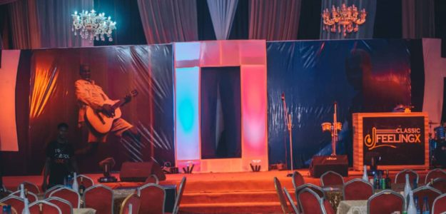 Jflexi Event Stage Design