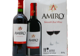 Amiro drinks