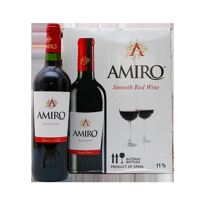 Amiro drinks