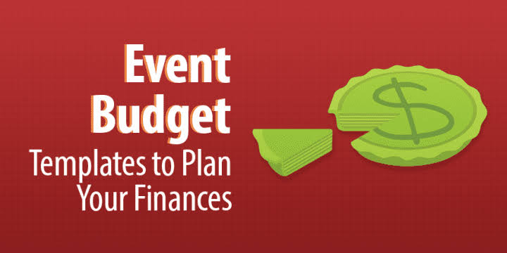 How to prepare an event budget